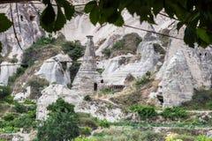 Fairy Chimneys Cappadocia Royalty Free Stock Images