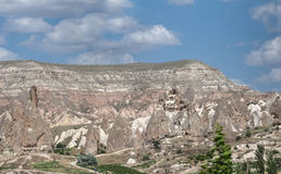 Fairy Chimneys Cappadocia Royalty Free Stock Photo