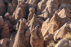 Fairy chimneys Stock Photography
