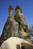 Fairy chimneys Cappadocia,Turkey Stock Image