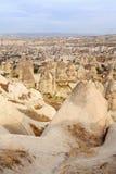 Fairy Chimneys in Goreme Turkey Stock Images