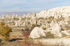 Free Fairy Chimneys In Cappadocia, Turkey Stock Images - 17401134