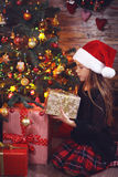 Fairy Christmas Stock Photography