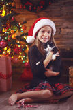 Fairy Christmas Stock Photo