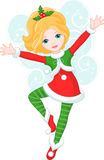 Fairy Christmas Royalty Free Stock Photography