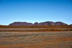 Fairy Circles - Namibia Stock Image