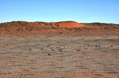 Fairy Circles - Namibia Royalty Free Stock Photography