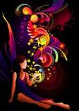 Fairy color  Stock Photo