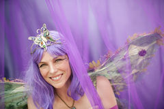 Fairy Costume Royalty Free Stock Photos