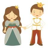 Fairy couple Stock Photo