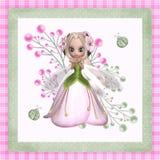Fairy da flor Imagens de Stock
