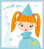 Fairy da fortuna Imagem de Stock