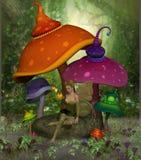 Fairy Daina Royalty Free Stock Image