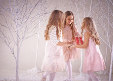 Fairy dance Royalty Free Stock Image