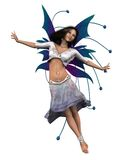 Fairy Dancer - 3 Royalty Free Stock Image