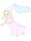 Fairy de dente Fotos de Stock