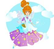 Fairy de dente Fotos de Stock Royalty Free