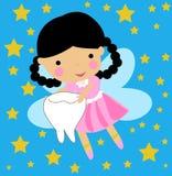 Fairy de dentes Imagens de Stock Royalty Free