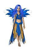 Fairy de passeio Foto de Stock Royalty Free