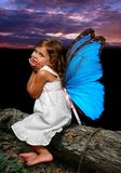 Fairy de Tittle fotos de stock