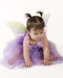 Fairy del bambino immagini stock