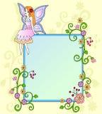 Fairy del fiore illustrazione di stock