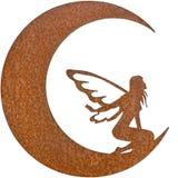 Fairy del metallo immagine stock