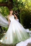Fairy della sposa fotografie stock