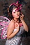 Fairy dentellare Fotografie Stock