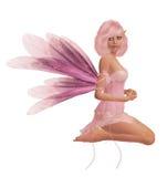 Fairy dentellare Fotografia Stock Libera da Diritti