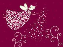 Fairy di amore royalty illustrazione gratis