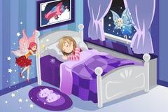 Fairy di dente Fotografia Stock Libera da Diritti