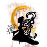 Fairy do Meados de-Outono Imagem de Stock