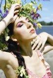 Fairy do verão Imagens de Stock Royalty Free