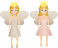 Fairy dolls Royalty Free Stock Photo