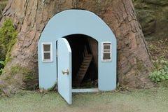 Fairy Door. Royalty Free Stock Photography