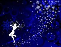 Fairy dust Royalty Free Stock Photos