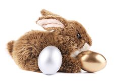 Fairy Easter holiday spirit. Royalty Free Stock Photos
