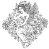 Fairy or elf Stock Photography