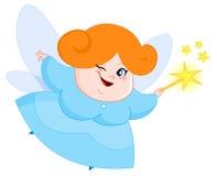 Fairy encantador Imagem de Stock Royalty Free