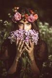 Fairy ereto Imagem de Stock