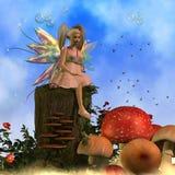Fairy Faeryl Royalty Free Stock Images