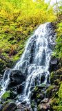 FAIRY FALLS stock images