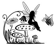 Fairy, fantasy Stock Photography