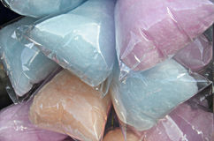 Fairy floss Royalty Free Stock Photos