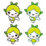 Fairy of the Forest Guide Stock Photos