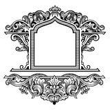 Fairy frame vector Royalty Free Stock Photo
