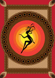 Fairy Funky royalty illustrazione gratis
