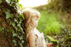 Fairy girl Royalty Free Stock Photos