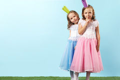 Fairy girls Royalty Free Stock Images